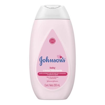 Johnson's Baby Loción Líquida Original 200 ml
