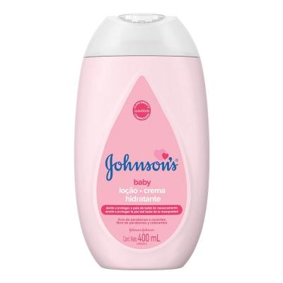 Johnson's Baby Crema Líquida 400 ml