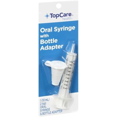 Top Care Jeringa Oral 1 ml