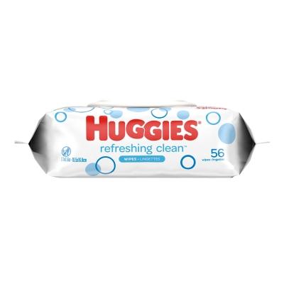 Huggies Pañitos Húmedos Nautral Care 56 und