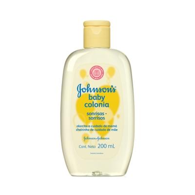 Johnson's Baby Colonia Sonrisas 4 oz