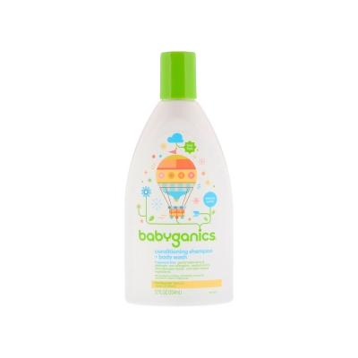 Babyganics Shampoo y Body Wash