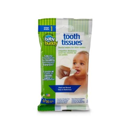 Baby Buddy Tooth Tissues 30 und