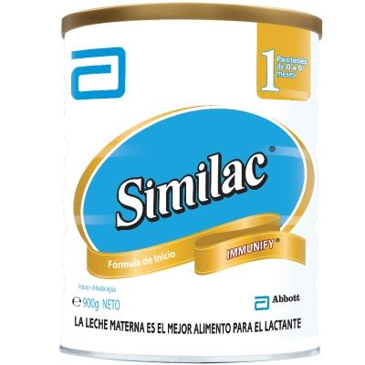 Similac Fórmula Immunify 1 900 g