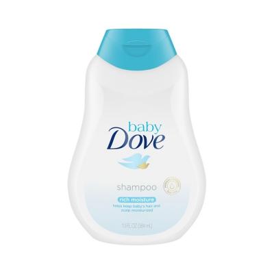 Dove Baby Shampoo Rich Moisture 13 oz