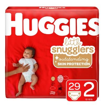 Huggies Pañal Desechable Little Snugglers Talla 2