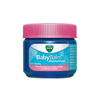 Vick Bálsamo para Bebés 50 gr