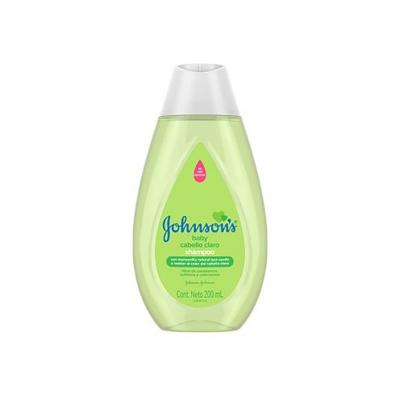 Johnson's Baby Shampoo Manzanilla 200 ml