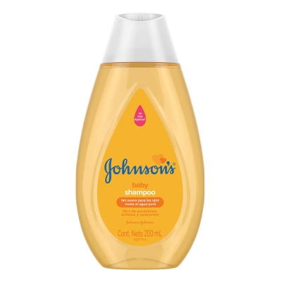 Johnson's Baby Shampoo Original 200 ml