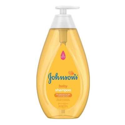 Johnson's Baby Shampoo Original 750 ml