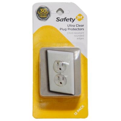 Safety 1st Protector para Tomacorriente Transparente