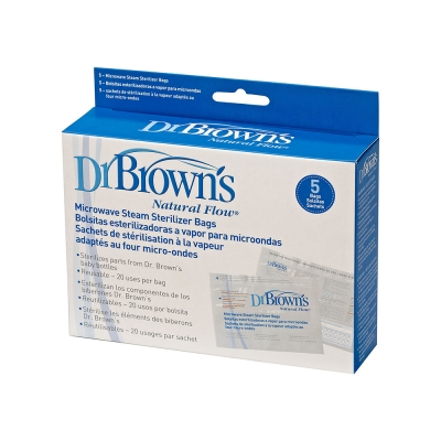 Dr Browns Bolsas Esterilizar