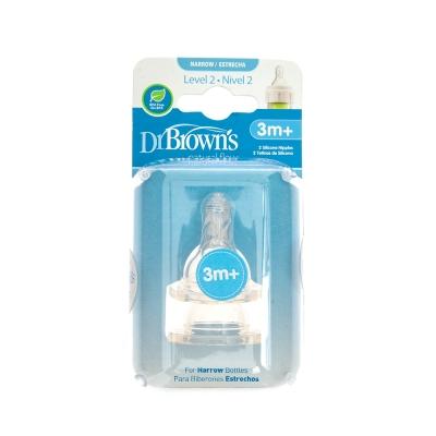 Dr Browns Set 2 Mamilas Options Nivel 2