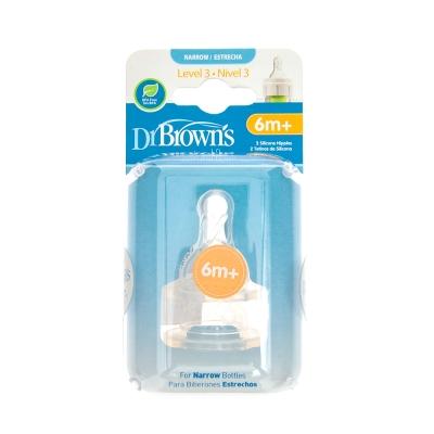 Dr Browns Set 2 Mamilas Options Nivel 3