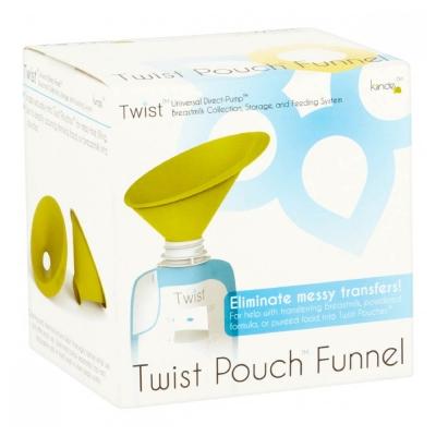 Kiinde Set 2 Embudos para Twist Pouch
