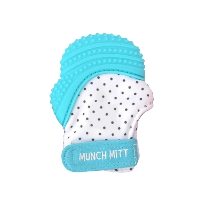 Munch Mitt Guante Rascaencía Azul