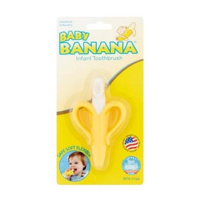 Baby Bannana Cepillo para Dientes Maíz