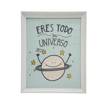 """Tikiti Cuadro """"Eres todo mi Universo"""""""
