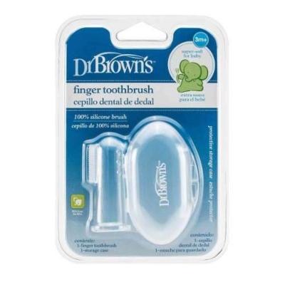 Dr Browns Cepillo para Dientes Dedal