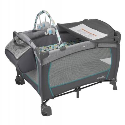 Evenflo Corral Baby Suite Deluxe Prism