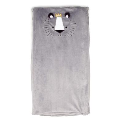 Boppy Protector para Cambiador Grey Royal