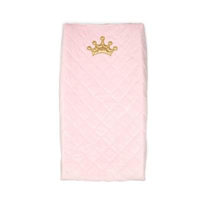 Boppy Protector para Cambiador Pink Royal