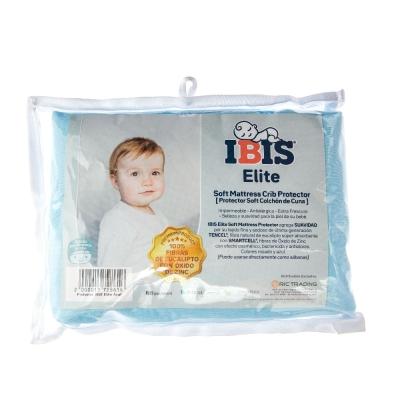 IBIS Elite Protector para Colchón de Cuna Azul