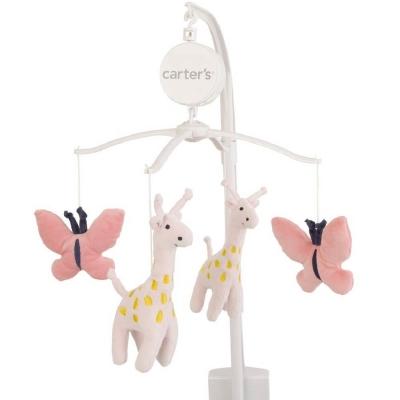 Carters Móvil Pink Giraffes