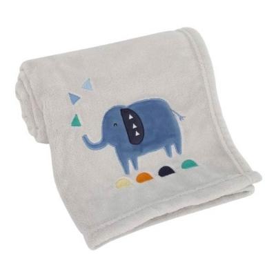 Carter's Frazada Elefefante Azul