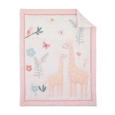 Carter's Set de Colcha 3 pzas Pretty Pink Giraff