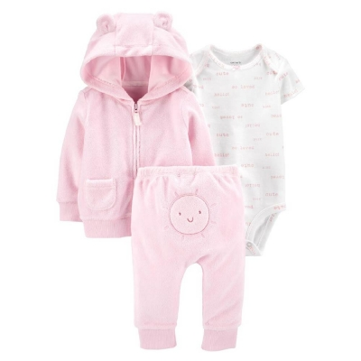 Carter's  Pijama Sol 3 Pzas