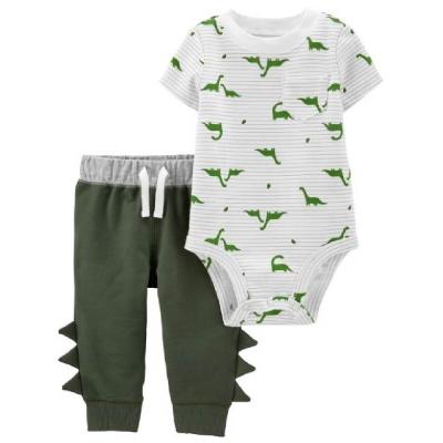 Carter's Conjunto Dinosaurios