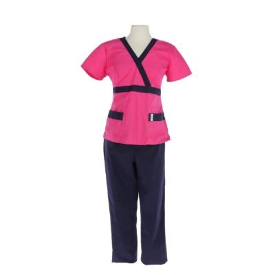 Uniforme Express Uniforme Rosa